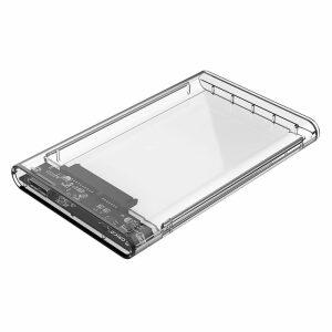 Orico 2.5 USB3.0 Transparent HDD Enclosure