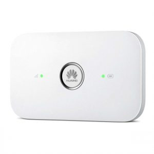 Huawei 4G/LTE Mobile WiFi Hotspot - 150 Mbps/50 Mbps - White