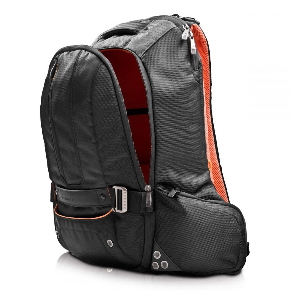 8bfa46df3 EVERKI Beacon Laptop Backpack w/Gaming Console Sleeve, fits up to 18″ | |  Shumata