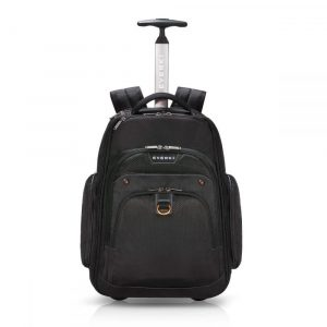 "EVERKI Atlas Wheeled Laptop Backpack, 13"" to 17.3"" Adaptable Compartment"