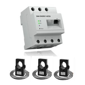 SMA Energy Meter 3 phase with 3x current transformers (up to 200A)