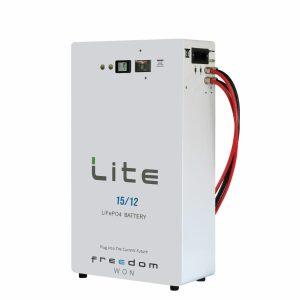 Freedom Won Lite Home 15/12 LiFePO4 Battery