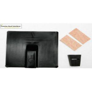 Genius Roof - Flat Tiled Kit