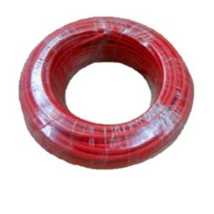 Helukabel 4mm2 single-core DC cable 250m - Red