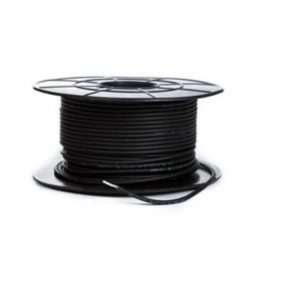 Helukabel 6mm2 single-core DC cable 50m - Black