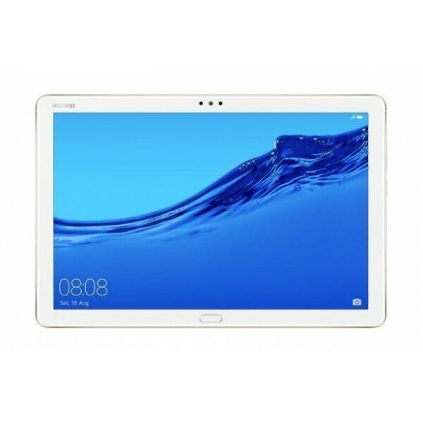 "Huawei MediaPad M5 Lite 10.1"" Tablet LTE+WiFi 3GB RAM 32GB Storage - Gold"