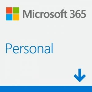 Microsoft 365 Personal (Medialess - 1 Year Subscription)