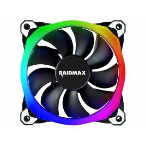 Raidmax 120mm 1200RPM 18-35dBA Chroma RGB LED Fan