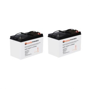 OmniPower 180Ah 24V Sealed Battery Pack
