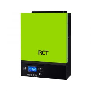RCT-AXPERT VM3 3K - 3000VA/3000W 24V 4000W MPPT Inverter