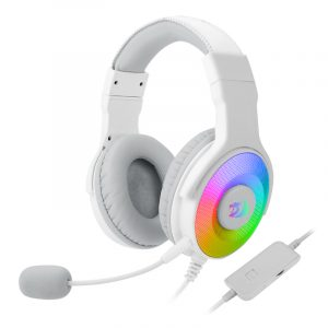 REDRAGON OVER-EAR PANDORA 2 USB WH
