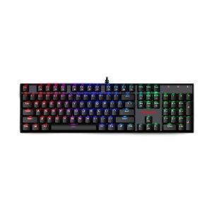 Redragon MITRA RGB MECHANICAL Gaming Keyboard - Black