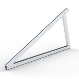 TriSole + Triangle 35° assembled