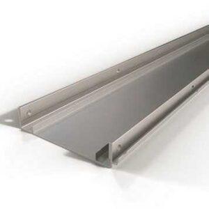 Base rail FS10-EW 2260 mm