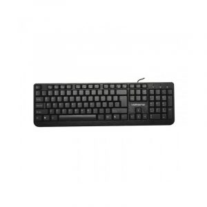 Volkano VB-VS040-BK Mineral Series USB Keyboard