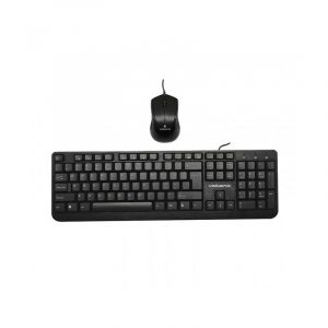 Volkano VB-VS041-BK Mineral Series USB Keyboard and Mouse Combo