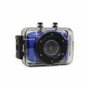 Volkano VBCAM-010BL LifeCam HD 720P Blue Action Camera