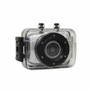 Volkano VBCAM-011SL LifeCam HD 720P Silver Action Camera