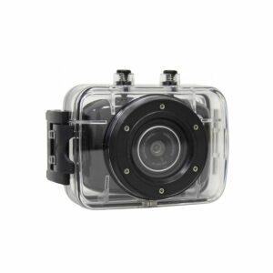 Volkano VBCAM-012-BK LifeCam HD 720P Black Action Camera