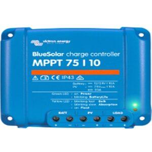 BlueSolar MPPT 75/10 (12/24V-10A) Retail