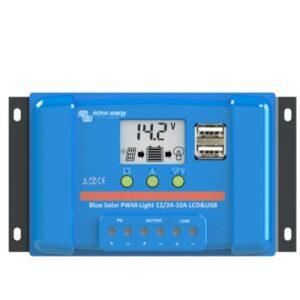 BlueSolar PWM-LCD&USB 12/24V-30A
