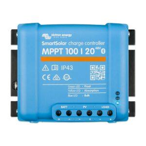 SmartSolar MPPT 100/20 48V 12/24V-20A