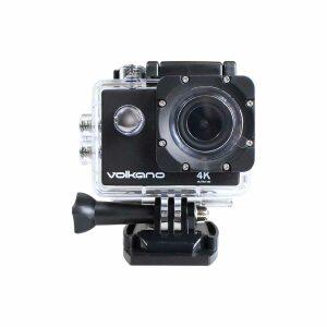 Volkano Extreme Series 4K Action Camera - Black