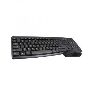 Volkano VK-20008-BK Sapphire Series Wireless Keyboard and Mouse Combo