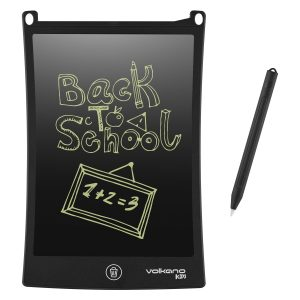 "Volkano Kids Doodle Series 8.5"" Writing and Drawing Board - Black"