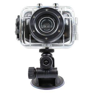 Volkano BAC-010-BK PowerCam HD 720P Action Camera